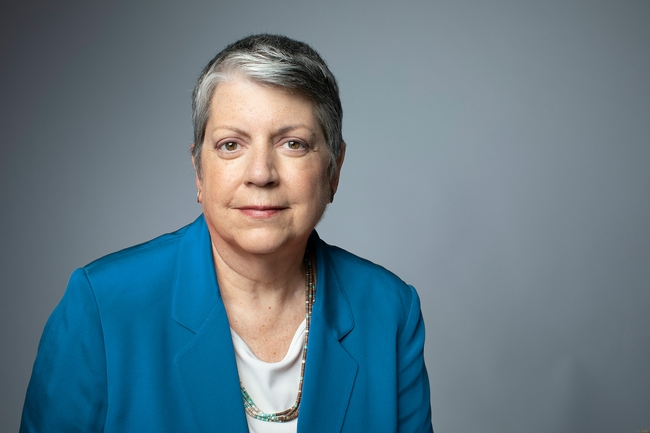 At the UC Board of Regents meeting July 29, President Janet Napolitano named some of the accomplishments achieved during her tenure.