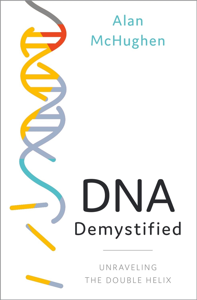 DNA Demystified jacket