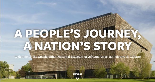 On Feb. 10, the UC ANR Black and Allied Staff and DEI Alliance will host a virtual tour of the National Museum of African American Culture & History in Washington D.C.
