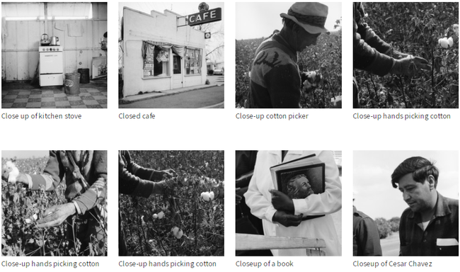UC Merced has made 1960 farmworker photos by Ernest Lowe available online.