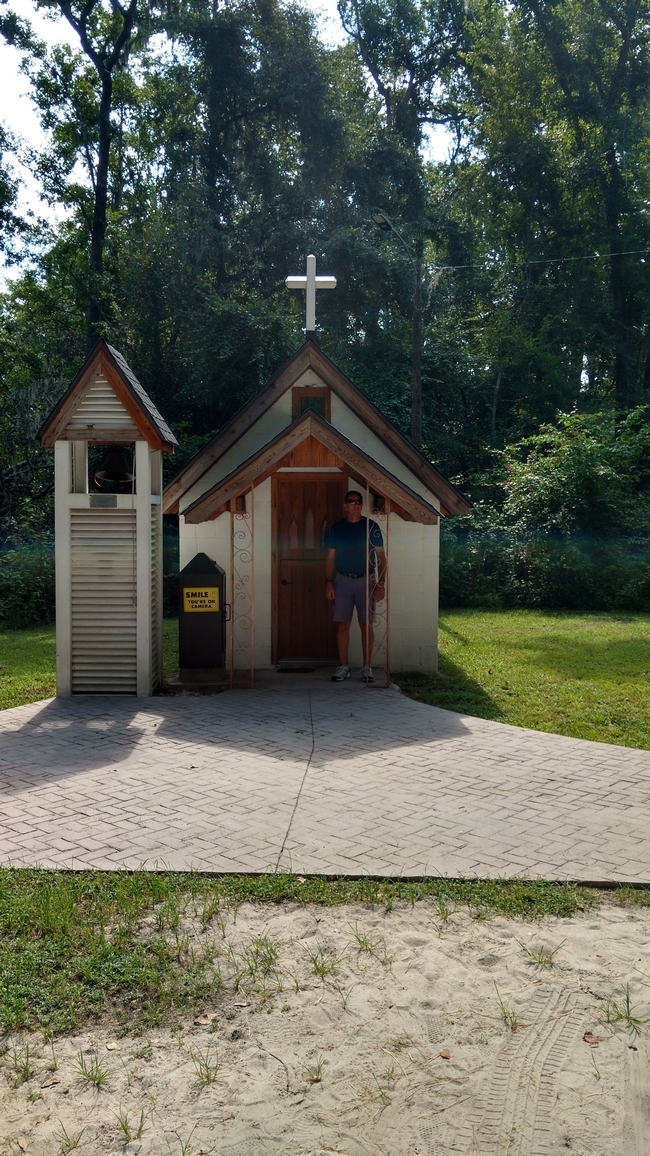 The smallest church in the US