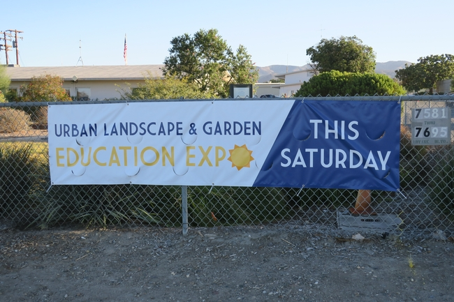 Urban Landscape and Garden Education Exp Sept. 29, 2018