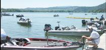 In 2015, fishing tournaments were held at Clear Lake on 121 days. for Green Blog Blog
