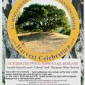 HREC Celebration poster oak