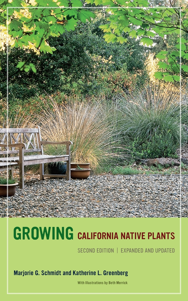 Cover of Growing California Native Plants, 2nd Edition.
