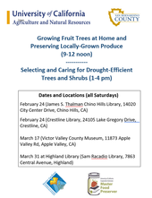 Fruit Trees - Chino Hills-Crestline