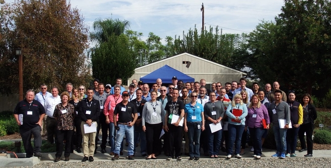Inaugural West Coast Rodent Academy October 2016