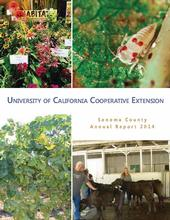 UCCE Sonoma County Annual Report 2014