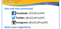 See what's happening & share your thoughts for UC CalFresh Fresno County Blog