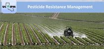 Pesticide resistance course for UC Weed Science Blog