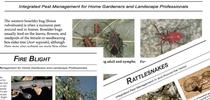 Pest Notes for Pests in the Urban Landscape Blog