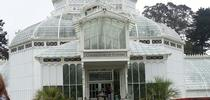 The Conservatory. (photo by Cheryl Potts) for Under the Solano Sun Blog