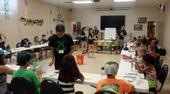 4-H teens planned and presented a week-long camp for local youth called Sustainable You! at the UC Desert Research and Extension Center in Holtville.