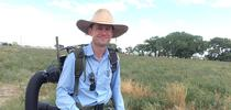 UC Davis alumnus Matt Forister, McMinn Professor of Biology at the University of Nevada, Reno,  will present a seminar at UC Davis on Wednesday, April 25 on his work with understanding the colonization of alfalfa by the Melissa blue butterfly. for Bug Squad Blog