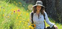 UC Davis doctoral student and pollination ecologist Maureen Page has received prestigious three-year fellowship, a National Defense Science and Engineering Graduate Fellowship, funded by the Department of Defense. for Bug Squad Blog