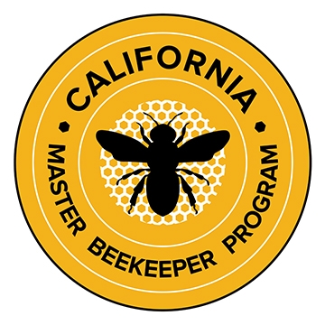 California Master Beekeeper Program logo