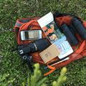 Shannon shares the contents of her naturalist backpack.