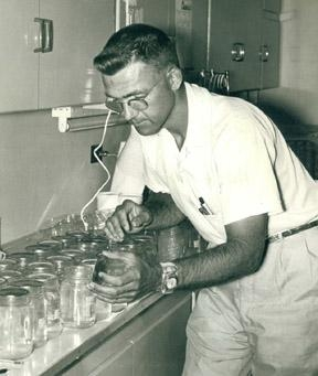 William Hazeltine managed the Butte County Mosquito Abatement District from 1966 to 1992 and the Lake County Mosquito Abatement District from 1961-64