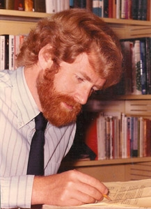 Martin Birch served as chair of the Department of Entomology from 1979 to 1981