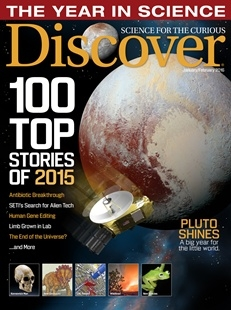 Cover of Discover
