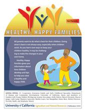 Guide for parents helps teach kids healthy practices early in life.
