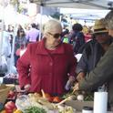 A farmers market in downtown Oakland may be too far for East Oakland residents to travel to shop for fresh produce.