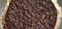 Pecan Pie is a Southern favorite. The ingredients in this one,