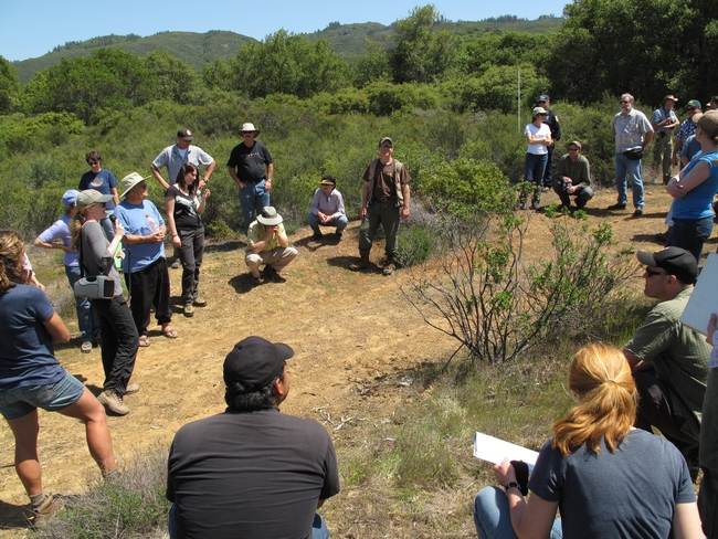 The meeting highlights the diversity and passion of Northern California's prescribed fire community.