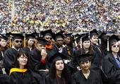 File photo of students at the U of Michigan. Kevin Lamarque  Reuters