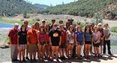 Our visitors enjoyed the Yuba River Education Center.