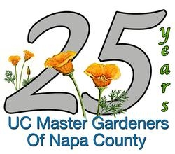 UC Master Gardeners of Napa County is 25 this year!