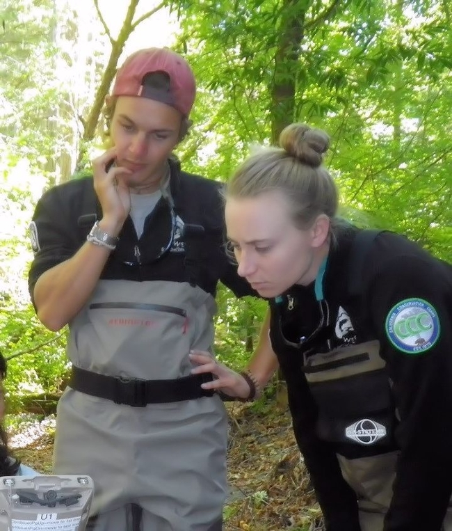 201511 Jen and Troy - Americorps