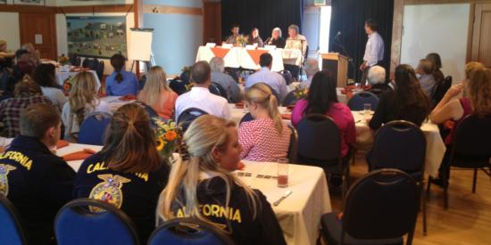 Panel of Marin farmer and ranchers share their ag diversification stories