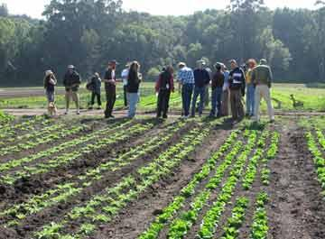 Weed Control Workshop at Star Route Farms