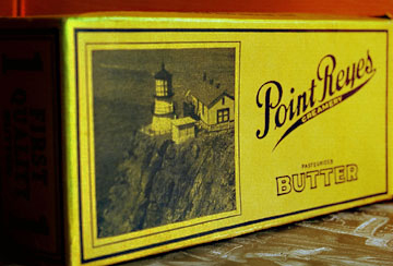 The original Point Reyes butter