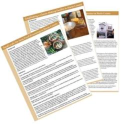 Farmer resources fact sheets