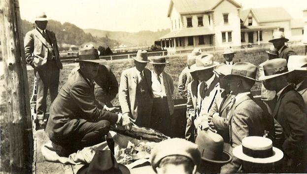 1928 Agricultural Tour