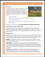 Getting Started Factsheet cover