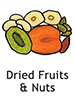 Dried Fruits & Nuts english250x350