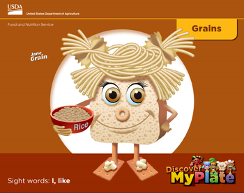 Read about grains