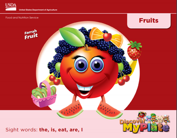 Read about the fruit group