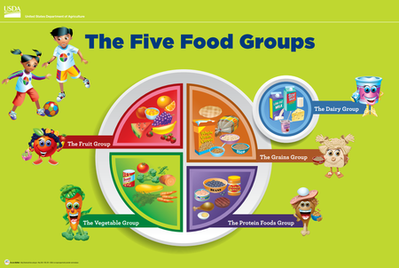 We are all a part of MyPlate.