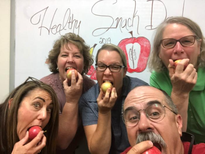 Placer-Nevada Co._2019 Healthy Snack Day - photo submission