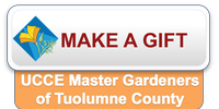 Make a donation to the Master Gardeners of Tuolumne County