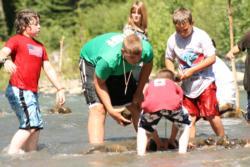 Healthy Living Camp: Tehama County Delivers