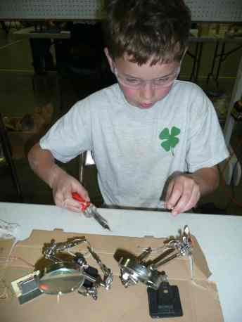 4-H SET Expo in Humboldt County
