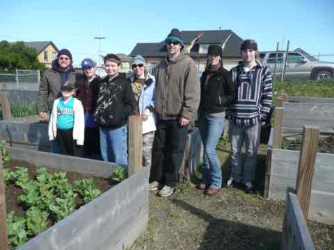 Humboldt County 4-H Gardening Project