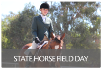 California 4-H State Horse Field Day