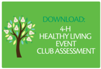 Healthy Living Event Checklist
