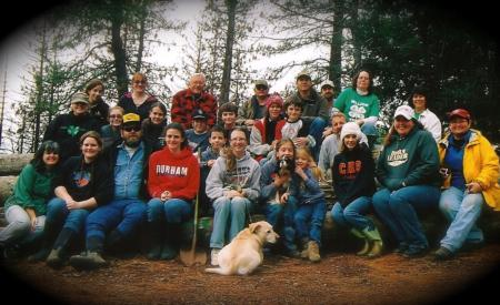 Butte County 4-H Reforestation Project